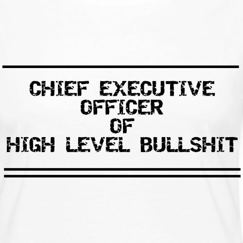 Bürohumor Ceo Bullshit