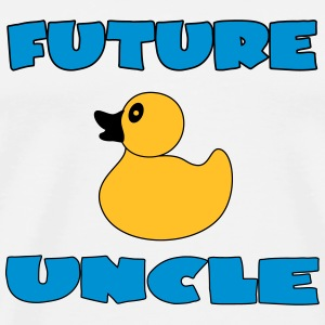 Future uncle T-shirts - Mannen Premium T-shirt