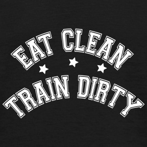eat_clean T-Shirts - Männer T-Shirt