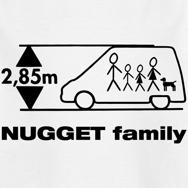 NUGGET Family T-Shirt