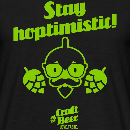 Stay hoptimistic!