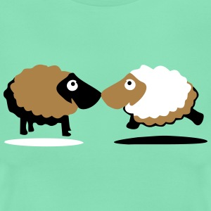 sheep T-shirts - T-shirt dam