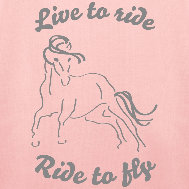 Live to rider, Kinder Pulli
