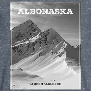 Albonaska - Men's V-Neck T-Shirt