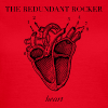 The Redundant Rocker - Heart (Girls)  - Women's T-Shirt