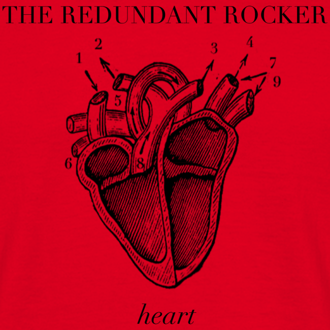 The Redundant Rocker - Heart (Guys)