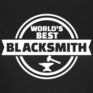 Best Blacksmith T-Shirts - Frauen T-Shirt