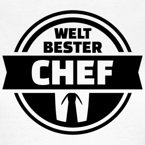 Bester Chef T-Shirts - Frauen T-Shirt