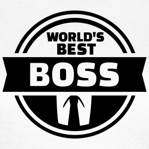 Best Boss T-Shirts - Frauen T-Shirt