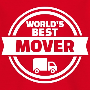 Best mover T-Shirts - Kinder T-Shirt