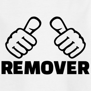 Remover T-Shirts - Kinder T-Shirt