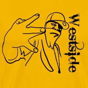 westside T-Shirts - Men's Premium T-Shirt