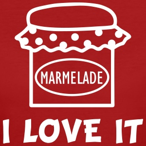 Marmelade - I love it T-Shirts - Frauen Bio-T-Shirt