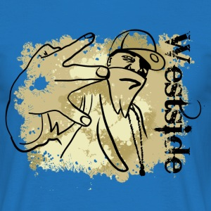 westside T-shirts - Mannen T-shirt