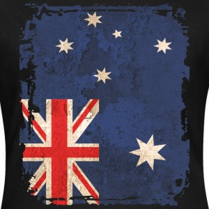 Australian Art Flag - Women's T-Shirt