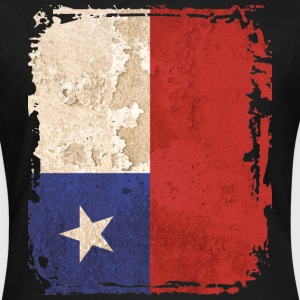 Chile Art Flag - Women's T-Shirt