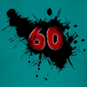 60th birthday T-Shirts - Men's T-Shirt