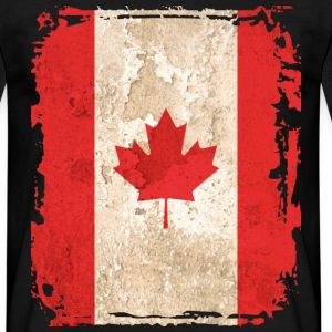 Canadian Art Flag - Men's T-Shirt