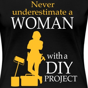 DIY T-Shirts - Frauen Premium T-Shirt
