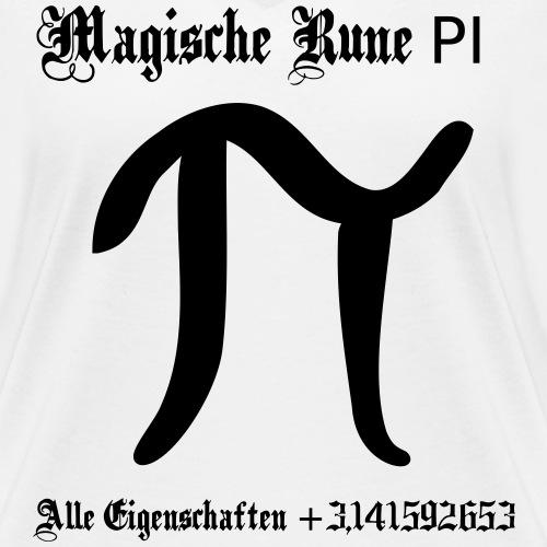Die magische Rune Pi