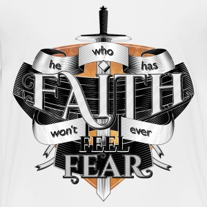 Faith Shirts - Teenage Premium T-Shirt