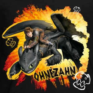 DreamWorks Dragons 'Ohnezahn' Teenager Langarmshir - Teenager Premium Langarmshirt
