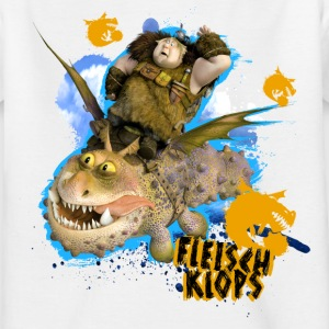 DreamWorks Dragons 'Fleischklops' Teenager T-Shirt - Teenager T-Shirt