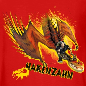 DreamWorks Dragons 'Hakenzahn' Teenager Langarmshi - Teenager Premium Langarmshirt