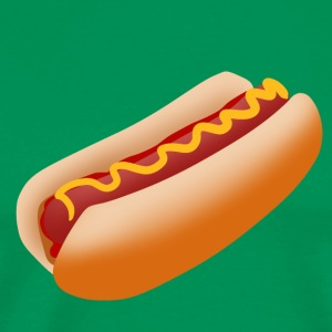 Hot Dog Tee shirts - T-shirt Premium Homme