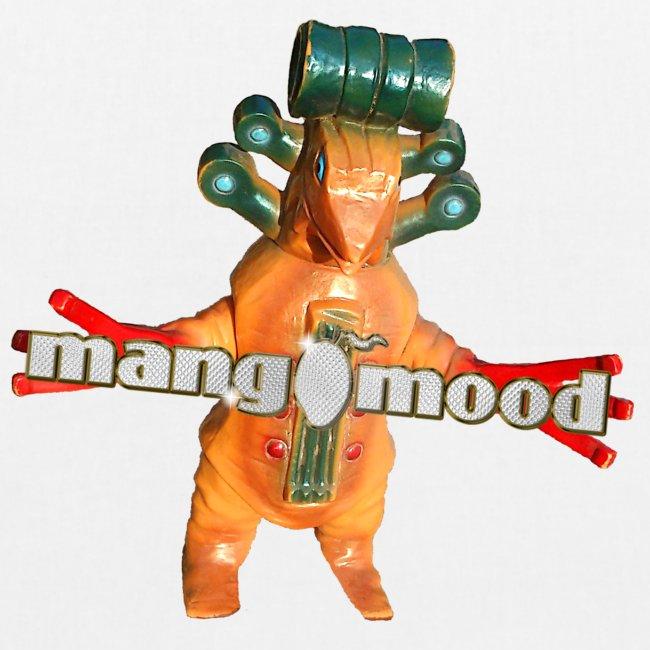 Bio-Stoffbeutel mit mangomood Monster