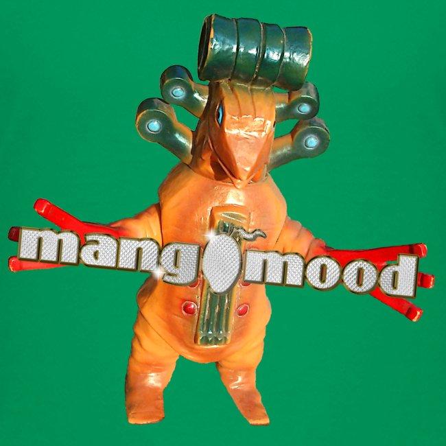 Teenager Premium T-Shirt mit mangomood Monster