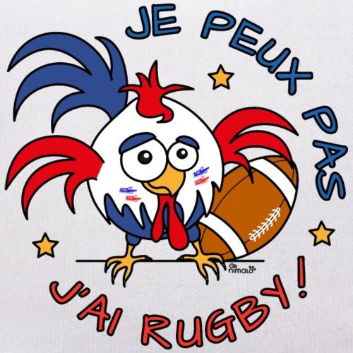 Coq Gaulois, Je Peux Pas, J'ai Rugby