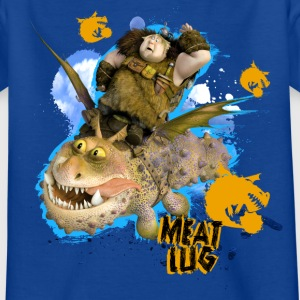 DreamWorks Dragons 'Meatlug' Kid's T-Shirt - Kids' T-Shirt