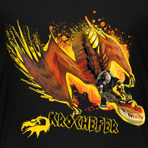 DreamWorks Dragons 'Krochefer' Tee shirt Enfant - T-shirt Premium Enfant