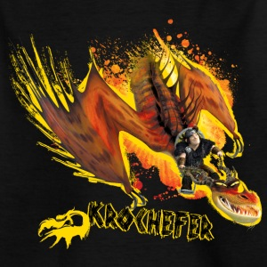 DreamWorks Dragons 'Krochefer' Tee shirt Ado - T-shirt Ado