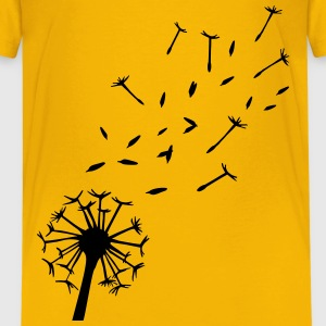 Dandelion Shirts - Teenage Premium T-Shirt