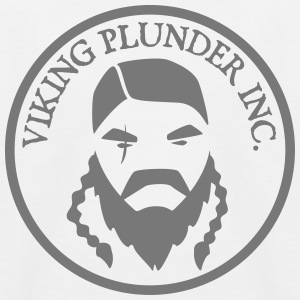 Viking Plunder Inc. T-Shirts - Kinder Baseball T-Shirt