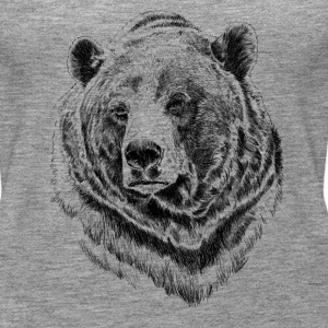 bear Tops - Women's Premium Tank Top