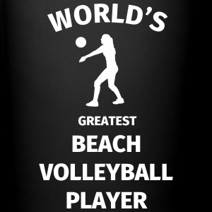 World's Greatest Beach Volleyball Player Mugs & Drinkware - Full Colour Mug