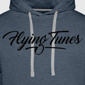 FlyingTunes Chill Jumper - Men's Premium Hoodie