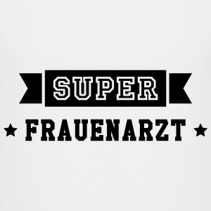 frauenarzt_3 T-Shirts - Teenager Premium T-Shirt
