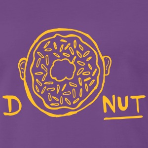 Donut - Men's Premium T-Shirt