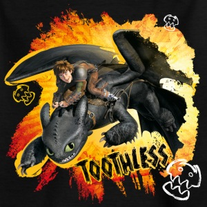 DreamWorks Dragons 'Toothless' Teenager T-Shirt - Teenage T-shirt