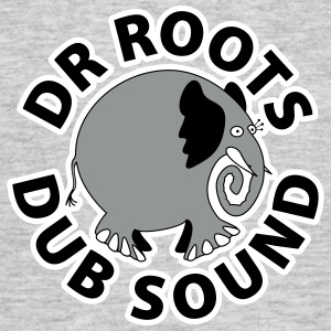 Dr Roots Dub Sound - T-shirt Homme