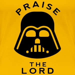PRAISE THE LORD T-Shirts - Women's Premium T-Shirt