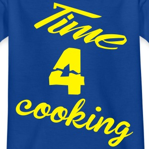 time4cooking T-Shirts - Kinder T-Shirt