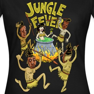 jungle fever Tee shirts - T-shirt Femme
