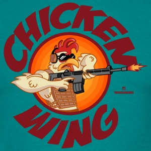 Chicken Wing Operator - Men's T-Shirt
