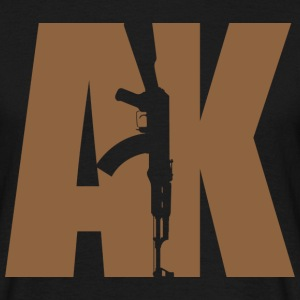 AK47 BEIGE - Men's T-Shirt