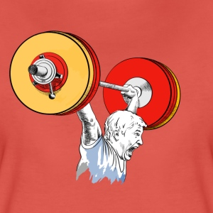 Weightlifting T-Shirts - Women's Premium T-Shirt